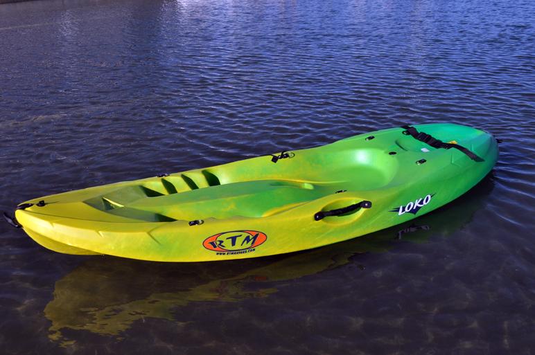 acheter kayak de mer