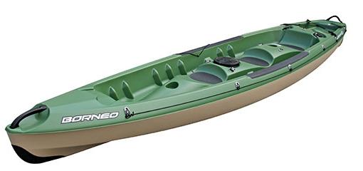 kayak de peche mer