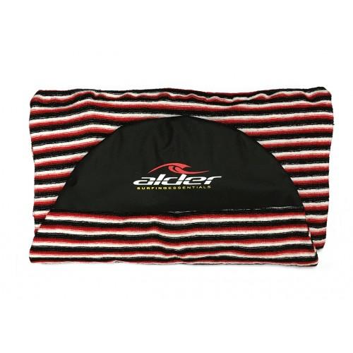 Housse chaussette de surf alder 8 39 6 rouge la housse for Housse de planche de surf
