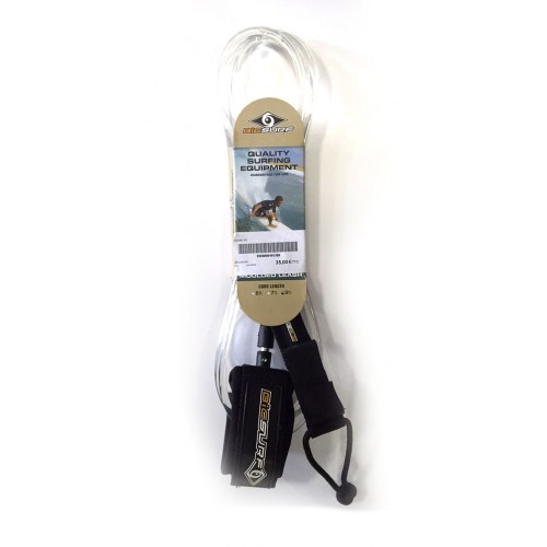 Leash de longboard Bic 9' (Noir)