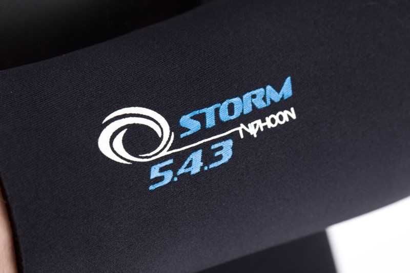 combinaison typhoon storm bz 5  4  3mm
