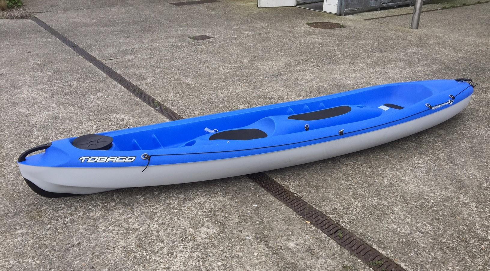 kayak sit on top occasion