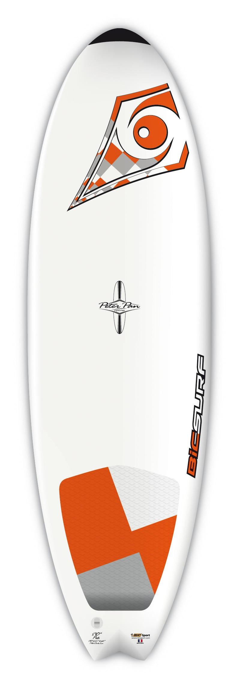 planche de surf bic 5 39 10 fish planche de surf d butant. Black Bedroom Furniture Sets. Home Design Ideas