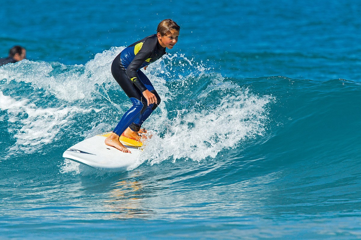 planche de surf en mousse paint 5 39 6 shortboard la planche de surf en mousse pour apprendre le surf. Black Bedroom Furniture Sets. Home Design Ideas