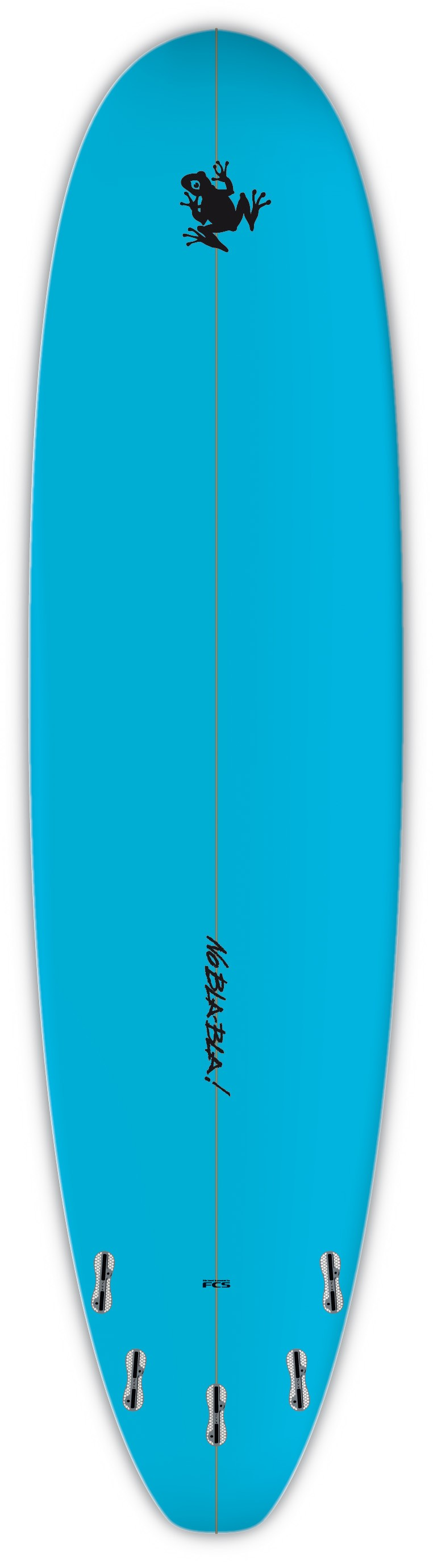 planche de surf superfrog 7 39 4 mini noserider la planche. Black Bedroom Furniture Sets. Home Design Ideas