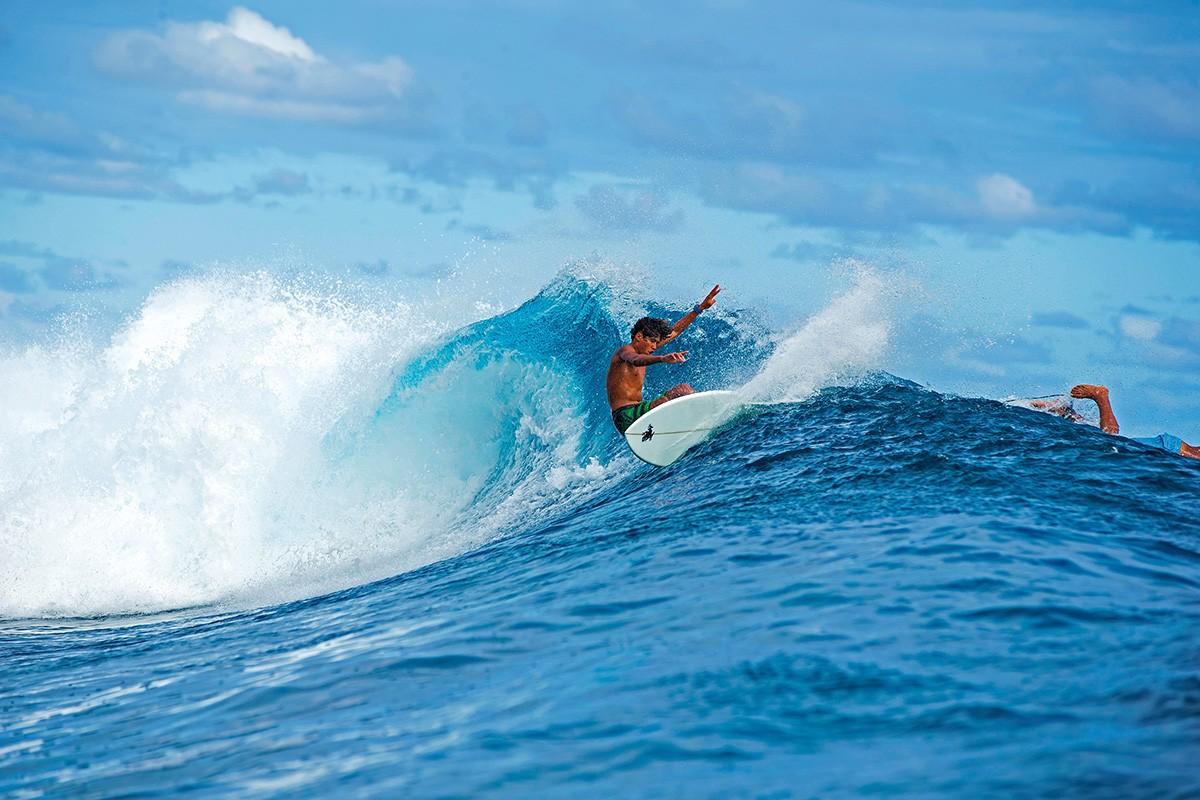 Planche De Surf Superfrog 6 39 4 Hydro Fish Le Surf Hydro Fish Dispose D 39 Un Volume Suffisant Pour