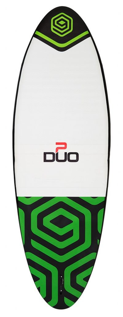 Planche à voile gonflable Duo Boards Duo Wind Eco 140 L