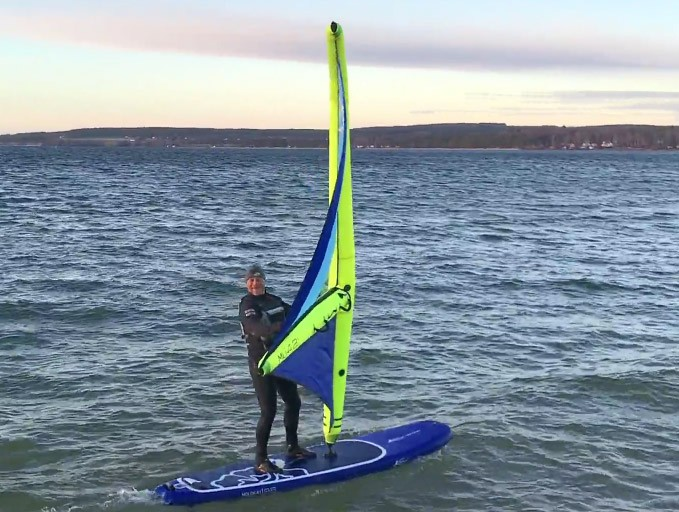 Voile Gonflable Kona Air Rig