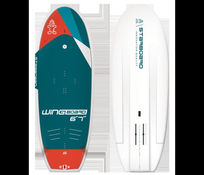 Planche de Wing Foil Starboard Wingboard 6'7 x 28 Lite Tech