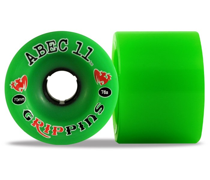 ROUES ABEC11 GRIPPIN 70MM 81A
