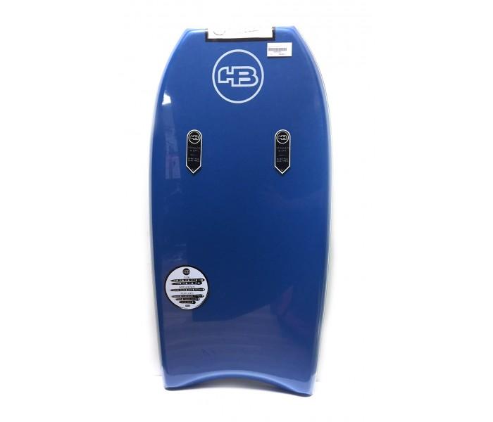 Bodyboard HB Hot Buttered Epic Dual 41 PE (Bleu/Blanc)
