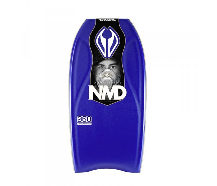 Bodyboard NMD 360 PE HD 41 (Dark blue)