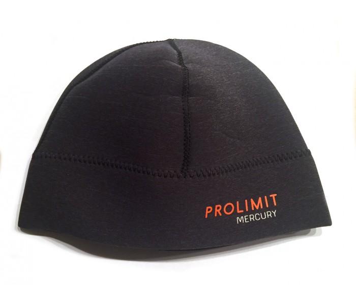 Bonnet en néoprène Prolimit Mercury (Noir/Orange)