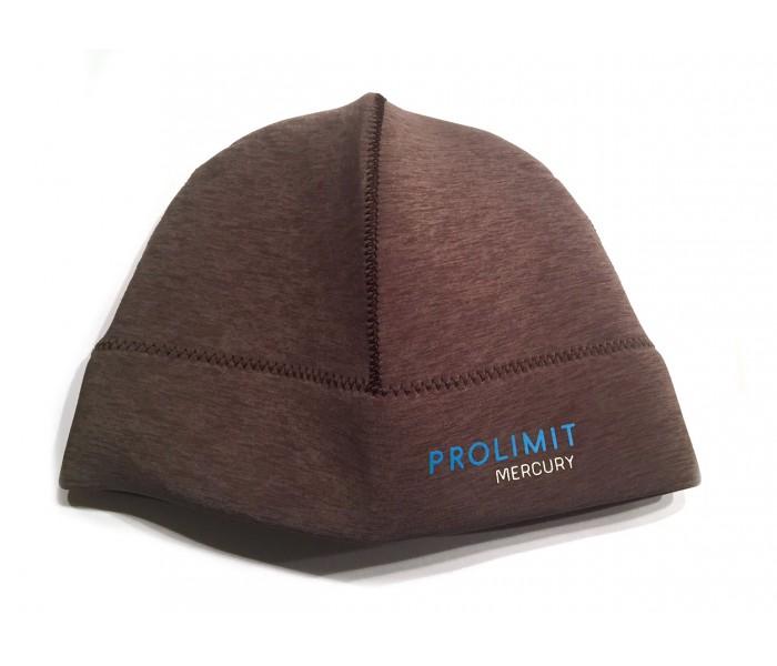 Bonnet en néoprène Prolimit Mercury (Marron/Bleu)