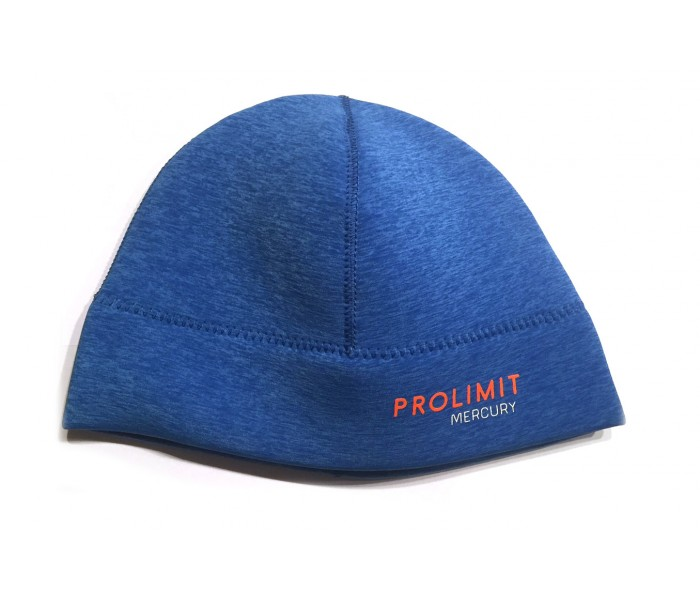 Bonnet en néoprène Prolimit Mercury (Bleu/Orange)