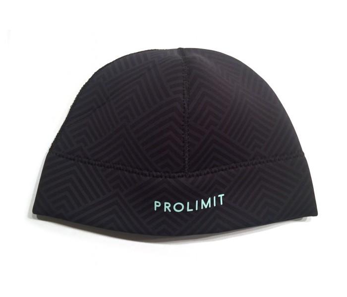 Bonnet en néoprène Prolimit pure (Noir/Bleu)