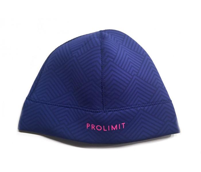 Bonnet en néoprène Prolimit pure (Bleu/Rose)