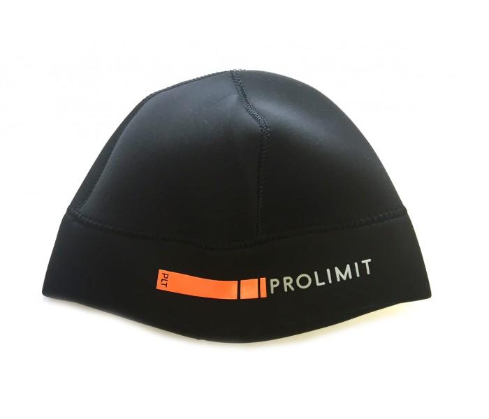 Bonnet en néoprène Prolimit Predator (Noir/orange)