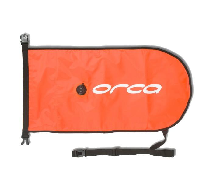 Bouée de sécurité et sac étanche pour nager Orca Safety Buoy