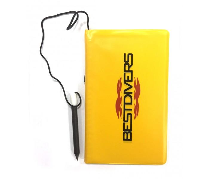 Carnet de note Best Divers (45 pages) + crayon