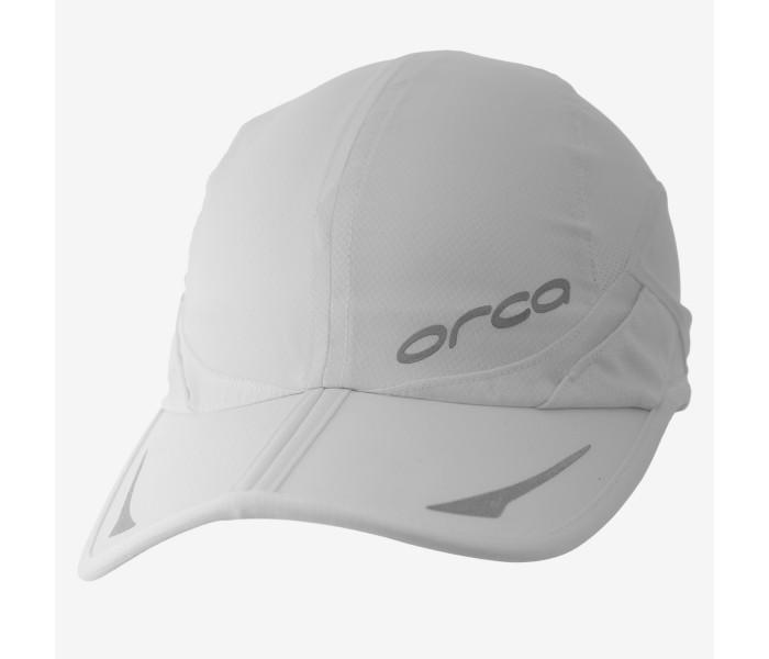 Casquette pliable de triathlon Orca Foldable Cap (Blanche)