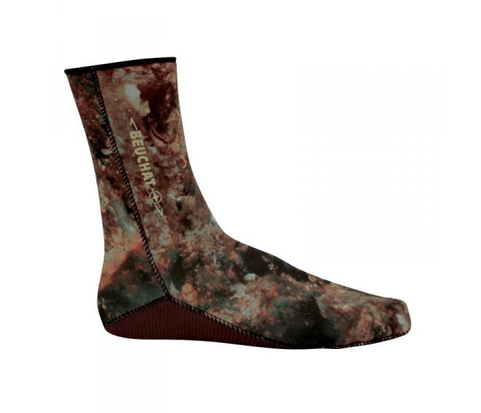Chaussons Beuchat Rocksea Trigocamo Wide 4mm