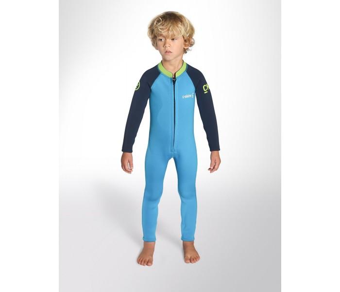 Combinaison pour enfants C-Skins C-KID Bleu (3/2 mm)