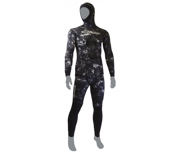 Combinaison Epsealon Shadow Camo 7 mm (Veste + pantalon)