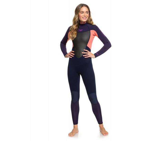 Combinaison de surf femme Roxy Prologue 3/2 mm (Corail)