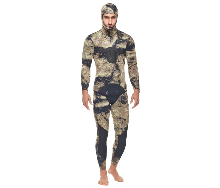 Combinaison Seac Murena Brown (Veste 3.5mm + pantalon 3.5mm)
