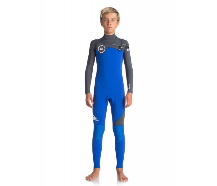 Combinaison de surf Quiksilver Syncro GBS 4/3 mm (Chest-Zip)