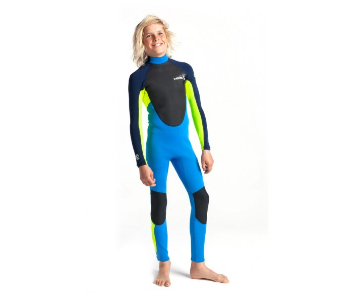 Combinaison de surf Enfant C-Skins Element 3/2 mm (Navy)