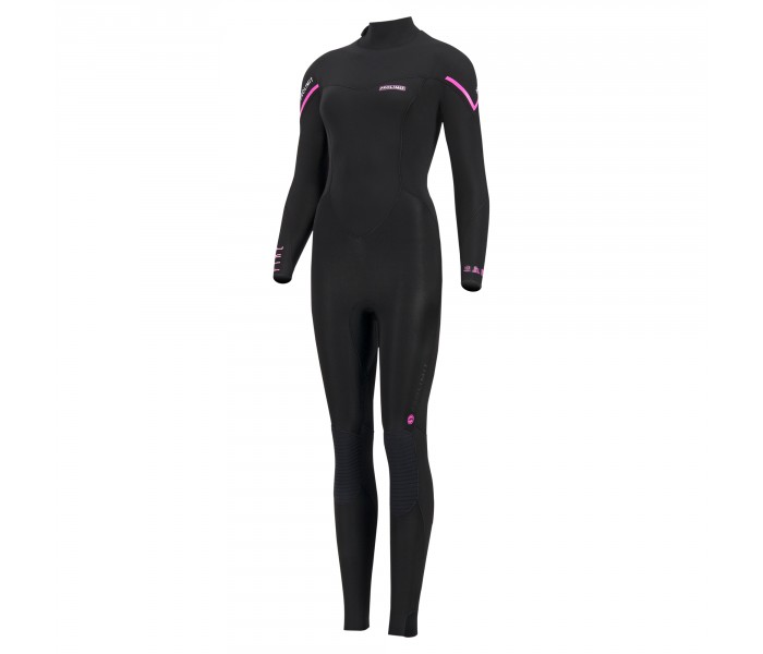 Combinaison Femme Prolimit Fire BackZip VZ 5/3 mm (Noir/Rose)