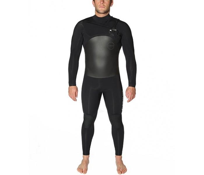 Combinaison de surf C-skins Wired 5/4 mm (Chest-zip)