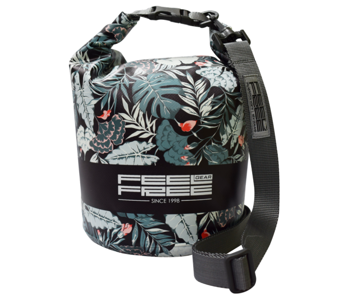 Sac Etanche Feelfree Mini Tube Black Tropical (3L.)