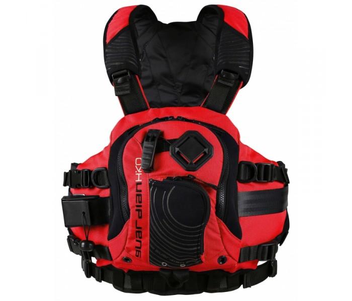 Gilet de kayak Hiko Guardian (Rouge)