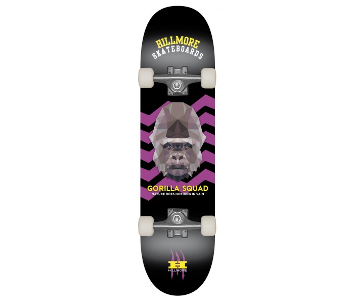 Mini-Skate Hillmore Gorilla Squad