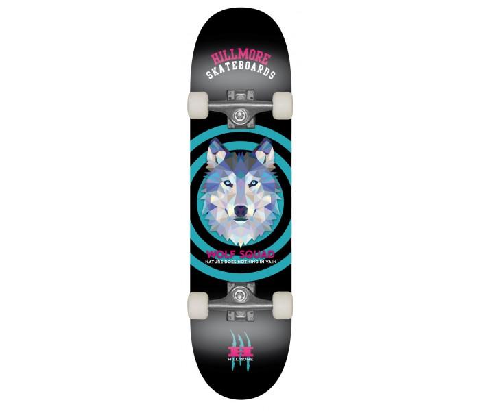 Mini-Skate Hillmore Wolf Squad