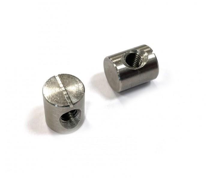 Cylindre 12mm pour foil Starboard (Pack de 2)