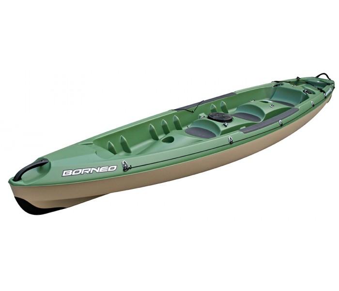 Kayak Bic Borneo Fishing