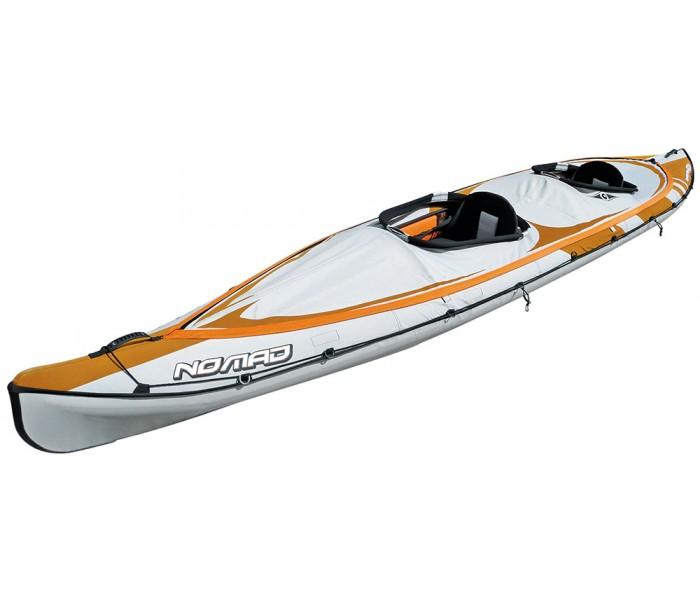 Kayak gonflable bic nomad hp3 le kayak gonflable 2 et 3 places homologu me - Kayak de mer gonflable ...