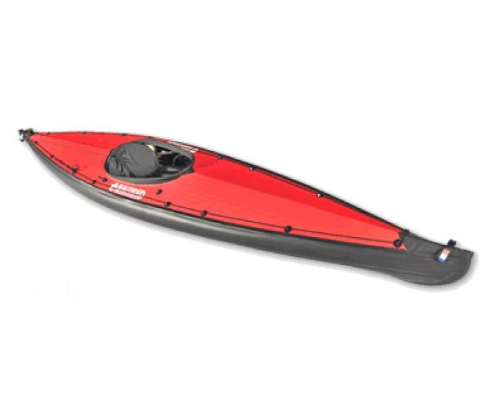 Kayak Nautiraid Raid I 416 aluminium (randonnée)