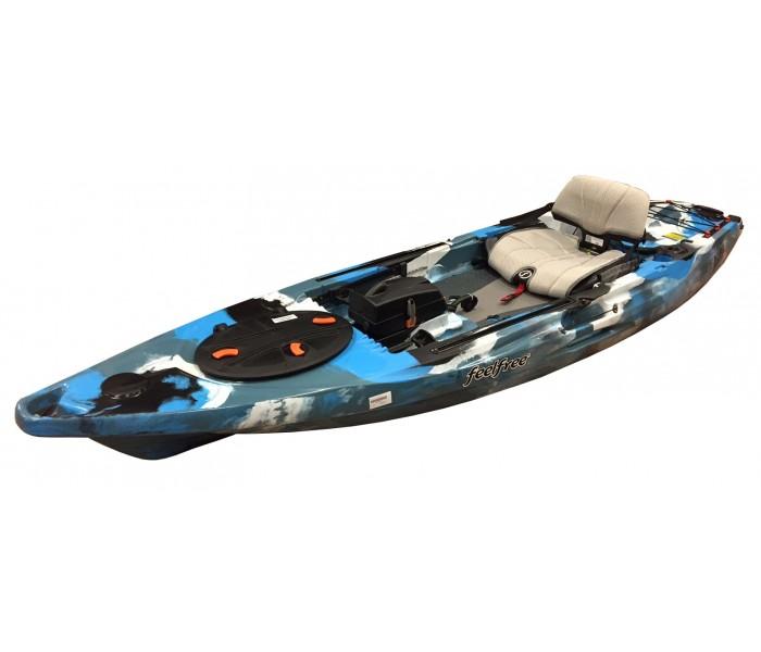 Kayak de pêche Feelfree Lure 11.5 (Navy Camo)