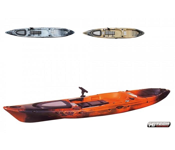 Kayak RTM Abaco 420 Premium (+ Pagaie fibre + Fauteuil)