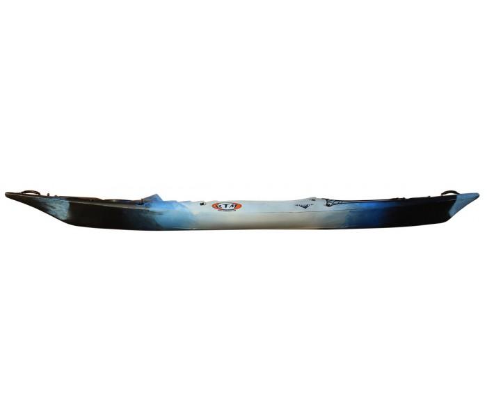 Kayak RTM Disco + (Couleur Freeze : Bleu et noir)