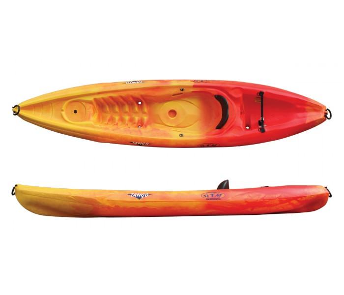 Kayak RTM Tango Evo Confort (Couleur Soleil : Jaune et Orange)