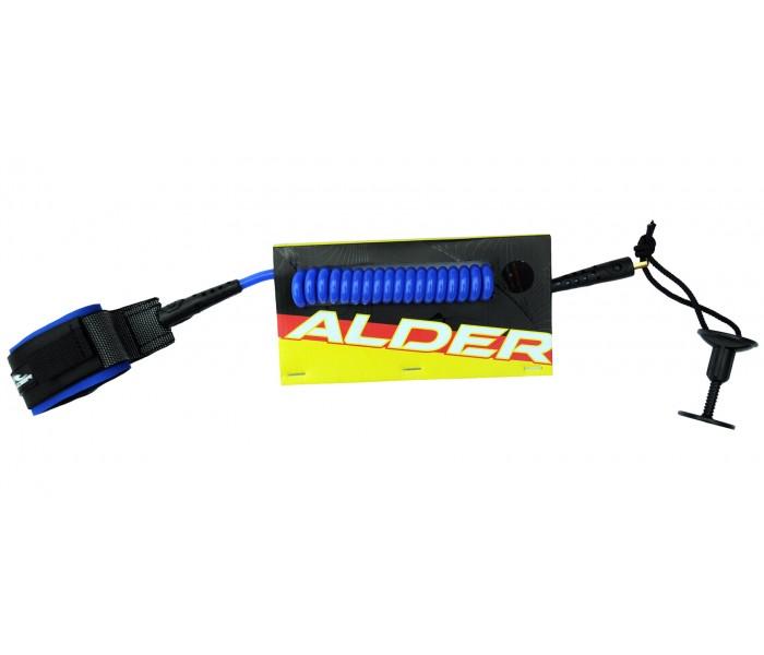 Leash de bodyboard Alder poignet (Bleu)
