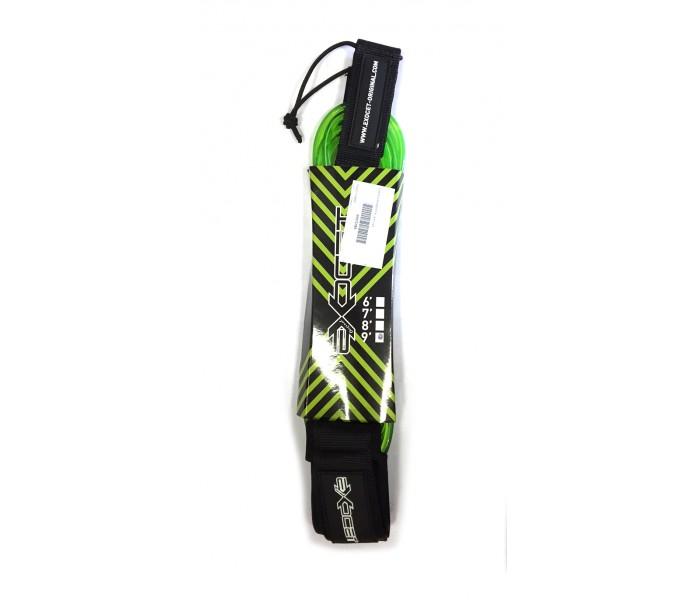 Leash de paddle Exocet 9' (8mm) Vert
