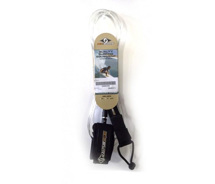 Leash de longboard Bic 9' (Noir)