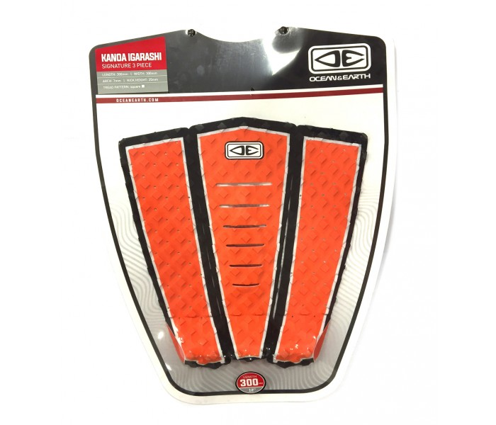 Pad de surf Ocean & Earth Kanoa Igarashi (Orange)